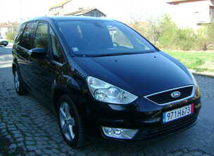 Ford Galaxy Titanium 2.0 TDI automatic