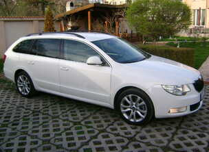 Skoda Superb 2.0TDI  (автоматик)