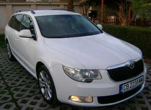 Skoda Superb 2.0TDI (automatic)