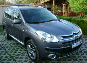 Citroen C-Crosser 2.2HDI (automatic)
