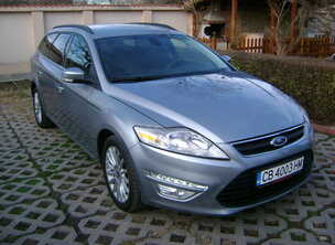 Ford Mondeo (automatic)